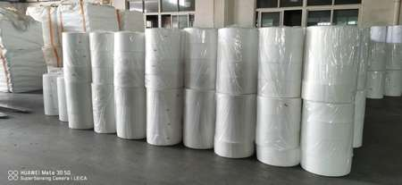 BFE99 pp nonwoven fabric  water electret